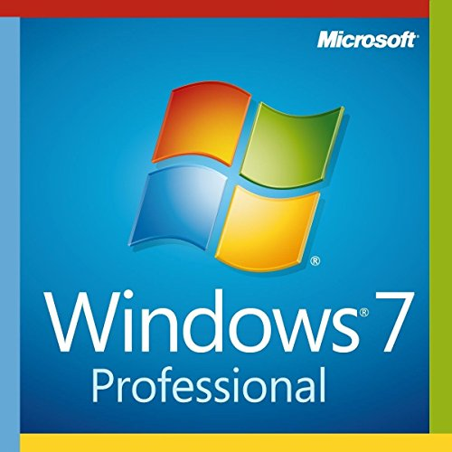 7 Pack Professional Windows (Microsoft Windows 7 Professional 64 Bit - Dell DVD + Lizenzaufkleber inkl. Service Pack 1)