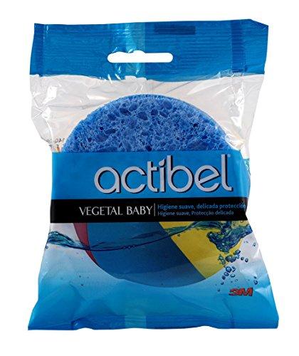 Actibel Esponja Vegetal Bebé - Pack 2 Esponjas