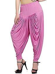 Sakhi Sang Pink Dhoti Salwars