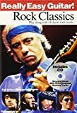 Really Easy Guitar Rock Classics + CD