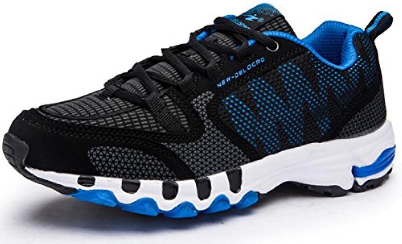 LFEU Zapatillas de Running de Lona Unisex Adulto