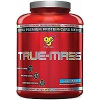 BSN True Mass 1200 Protéine Vanille 4.73kg