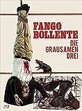 Die grausamen Drei ( Fango Bollente ) - 1000 Stück Limited Edition - BLU RAY