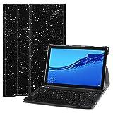 FINTIE For Huawei Mediapad M5 Lite 10 Keyboard Case -
