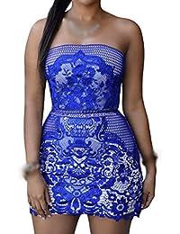 E-Girl S1122762 Deman Sexy Mini Kleid
