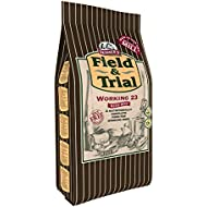 Skinners Field & Trial Complete Dry Working 23 Dog Food Beef, 15 kg