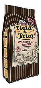 Skinner's Field and Trial Dog Food Working 23 Dry Mix 15kg