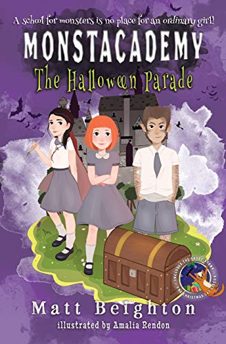 The Halloween Parade (Monstacademy, Band 1)