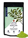 #2: Kimino Japanese Organic Matcha Green Tea Powder, 50g with Free Recipe Ebook