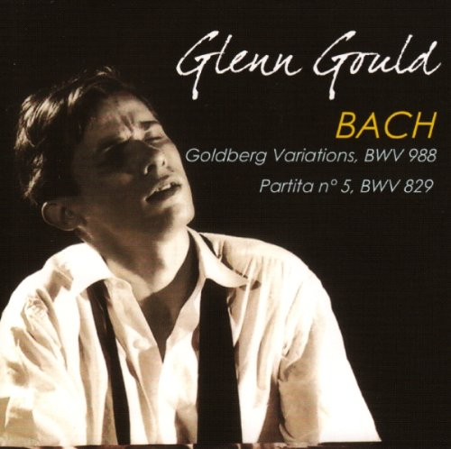 BACH - Gould - Goldberg Variations - Partita n°5