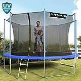 Kinetic Sports Outdoor Gartentrampolin 396 cm - 2