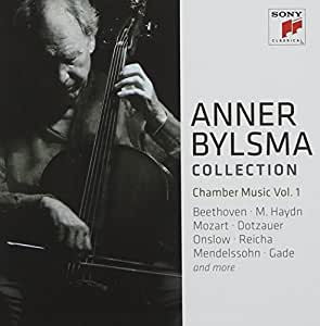 Anner Bylsma plays Chamber Music Vol.1