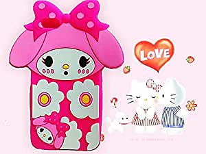iPhone 5s & SE Back cover - Cartoon Character Series 5 Soft Silicon back case for iPhone 5s & iPhone SE
