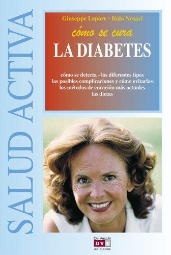 Cómo se cura la diabetes por Giuseppe Lepore