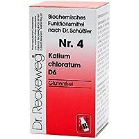 BIOCHEMIE 4 Kalium chloratum D 6 Tabletten 200 St preisvergleich bei billige-tabletten.eu