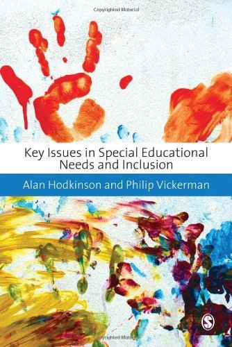 Key Issues in Special Educational Needs and Inclusion (Education Studies: Key Issues) by Hodkinson, Alan, Vickerman, Philip (2009)