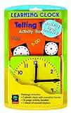 Eureka aprendizaje Parque infantil manos sobre aprendizaje, reloj de aprendizaje (480190)