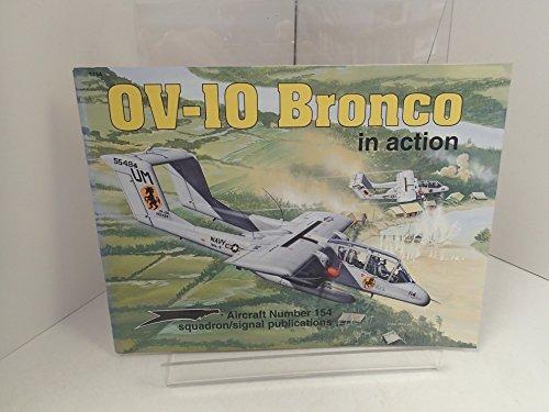 OV-10 Bronco in Action: Aircraft No. 154