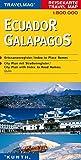 Reisekarte : Ecuador / Galapagos -