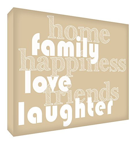 feel-good-art-home-felicidad-el-amor-familia-diamante-pulido-bloque-de-decor-token-vidrio-sky-beige-