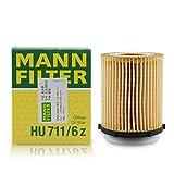 MANN OIL FILTER Ölfilter HU711/6Z MERCEDES BENZ