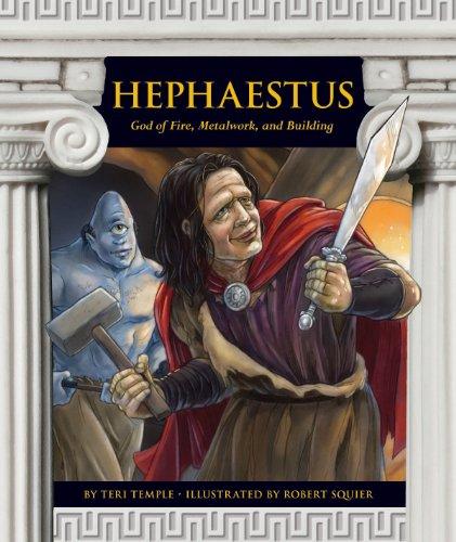 Hephaestus: God of Fire, Metalwork, and Building (Greek Mythology)