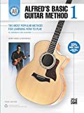 Alfred's Basic Guitar Method 1 (3rd Edition): The Most Popular Method for Learning How to Play