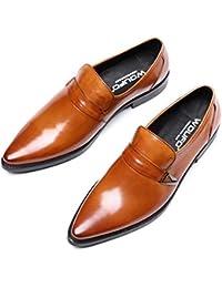 GLSHI Herrenschuhe Business Kleid Schuhe Set Füße Tägliche Arbeitskleidung  Reine Lederschuhe Neu b5490f26b6