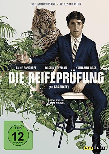 Die Reifeprüfung (50th Anniversary 4K Restoration) [2 DVDs]