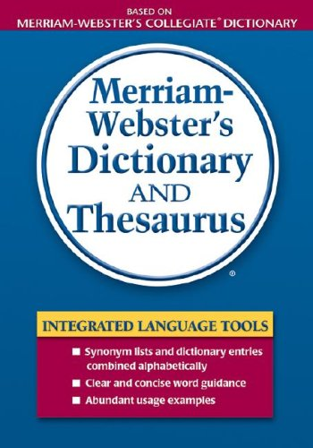 Merriam-Webster's Rhyming Dictionary Merriam-Webster ( Author ) Jun-01-2007 Paperback