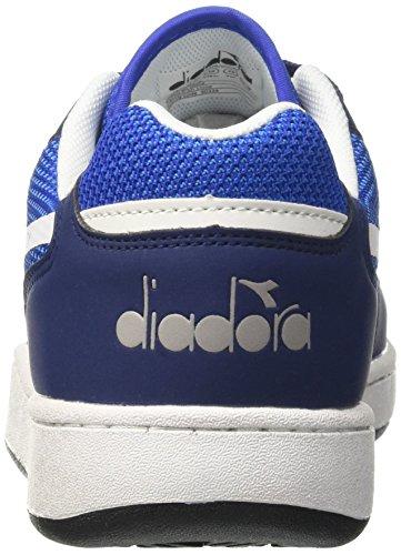 Diadora Playground Twist, Chaussures de Gymnastique Homme Bleu (Azzurro Scuro)