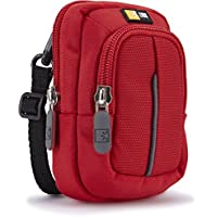 Case Logic DCB302R Compact Case for Camera with Storage
