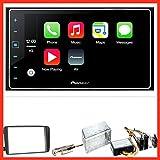 Komplett Set Mercedes C-Klasse W203 CLK W208 W209 CLC Pioneer SPH-DA120 USB MP3