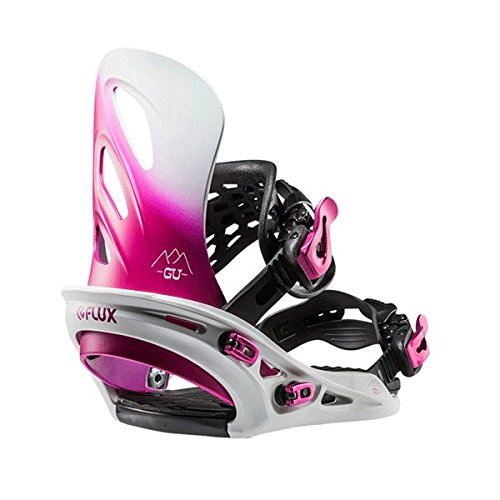 Flux GU–Rosa–Fijaciones para tabla de snowboard 2018