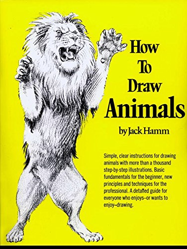 How to Draw Animals (Perigee) Jacks Haus
