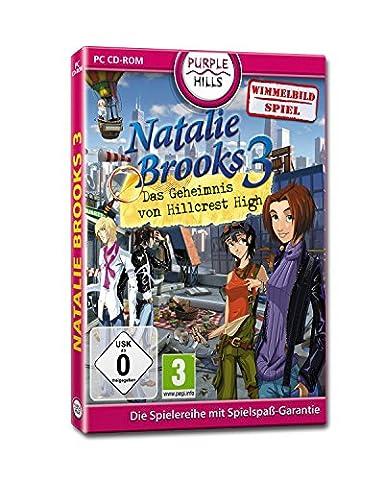 Natalie Brooks 3 - Das Geheimnis von Hillcrest High [import allemand]