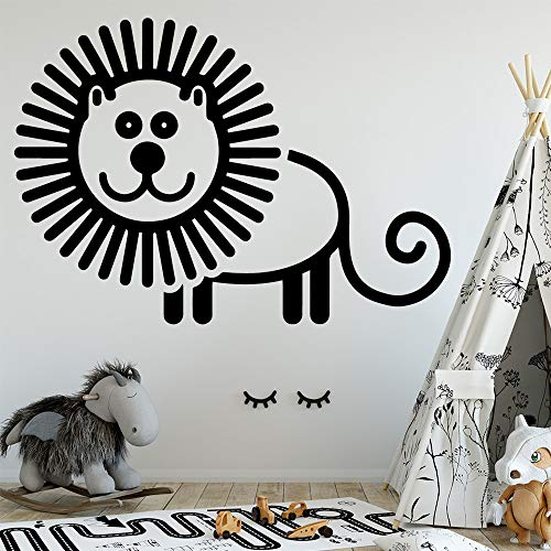n Vinyl Wandaufkleber Wanddekor Für Kinderzimmer Dekoration Wasserdicht Wandtattoos Aufkleber Wandbilder Wandaufkleber L 43 cm X 61 cm ()