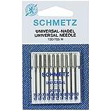 Schmetz - 10 Universal Nadeln - 130/705 H - Nm 70-110 // 10-18