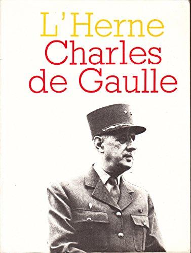 L'Herne - Charles De Gaulle