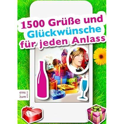 PDF] 1500 Grüße und Glückwünsche für jeden Anlass. Sprüche und