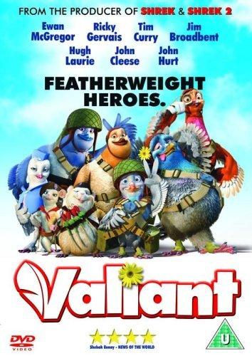 Valiant [UK Import] (Bugsy Dvd)