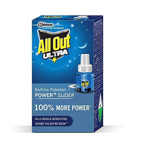 All Out Ultra Refill (45ml, Clear)