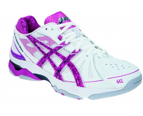 ASICS Gel-Netburner Super 4 Women's Nettball Schuh Pink