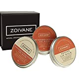 #4: Pack of 3 - Zoivane Men Desire, Business affair And Smoker's Paradise Lip balm for Men ( 8 gm per product)