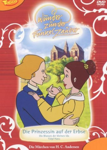 WunderZunderFunkelZauber 5 - Die Märchen des Hans Christian Andersen: Die Prinzessin auf der Erbse hier kaufen
