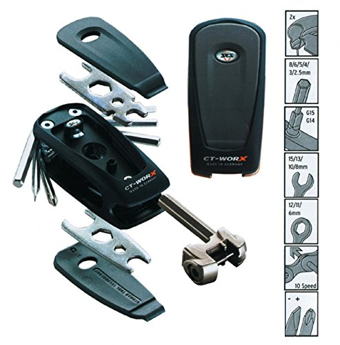 Multi outils Multitool SKS CT WorX 20 Fonctions Vtt/Route