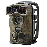 Cámara de aguardo LTL-5310A de led Invisible, Trailcam con vídeos en HD 1280 x 720, admite Tarjetas SD, 12 Mpx, programable, Opera día y Noche