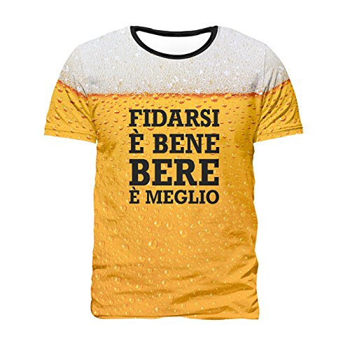 beer-to-dream-bere-e-meglio-t-shirt-unisex