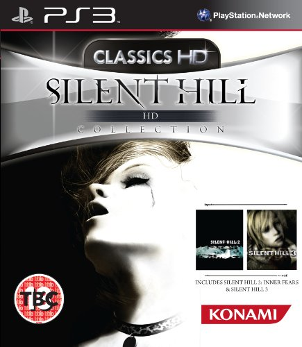 Silent Hill HD - Collection (PS3) [Importación inglesa]