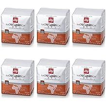 Illy 6 Paquetes de 18 Cápsulas de café ...